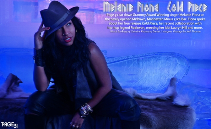Looking Back- Melanie Fiona Cold Piece